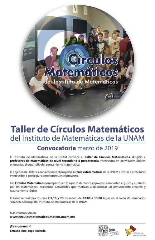 Quinto círculo profesores
